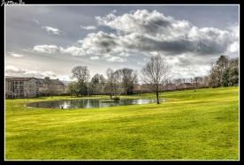 Los jardines de Ferguslie se pueden encontrar al oeste de la ciudad. El parque pertenecía a los antiguos jardines de la casa de la familia Coats, de la conocida empresa de J y P Coats, fabricantes de hilos en Paisley. Fue construida en 1828 por Hippolyte J Blanc y, convertida en un hospital en 1916 y demolida en 1920.