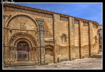 Uncastillo St Maria La Mayor 04