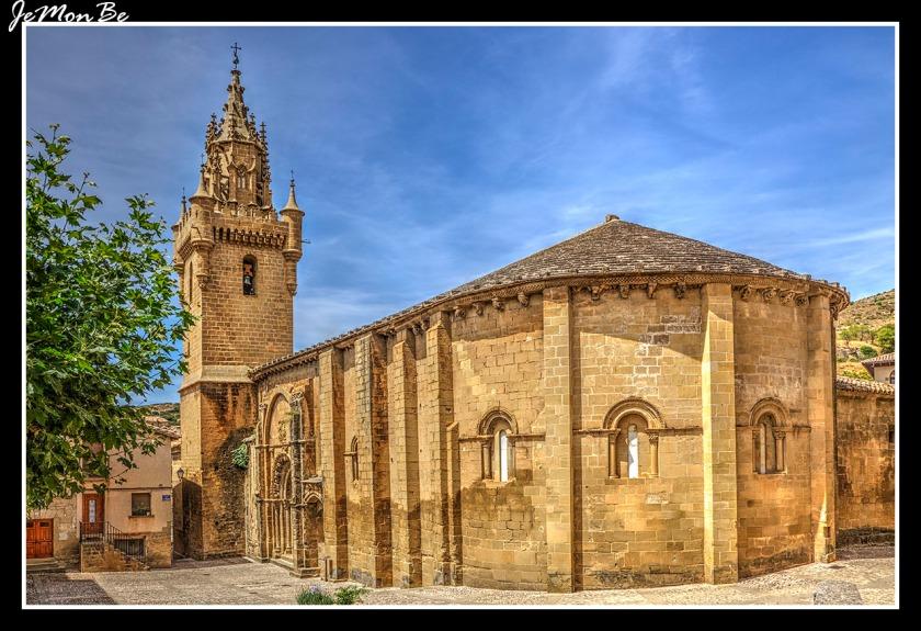 Uncastillo St Maria La Mayor 06