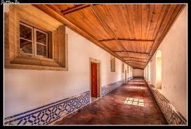 Habitaciones de los Novicios del Convento de Cristo en Tomar