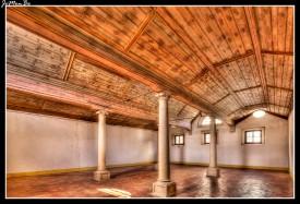 Sala de los Novicios del Convento de Cristo en Tomar