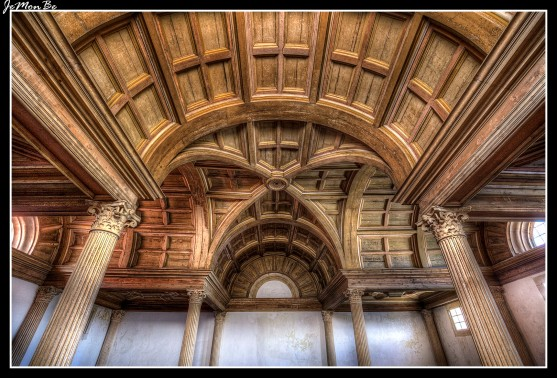 Capilla de los Novicios del Convento de Cristo en Tomar