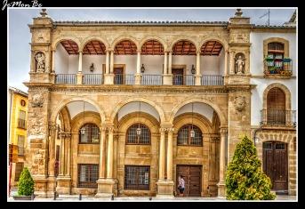 Ayuntamiento viejo (Úbeda)