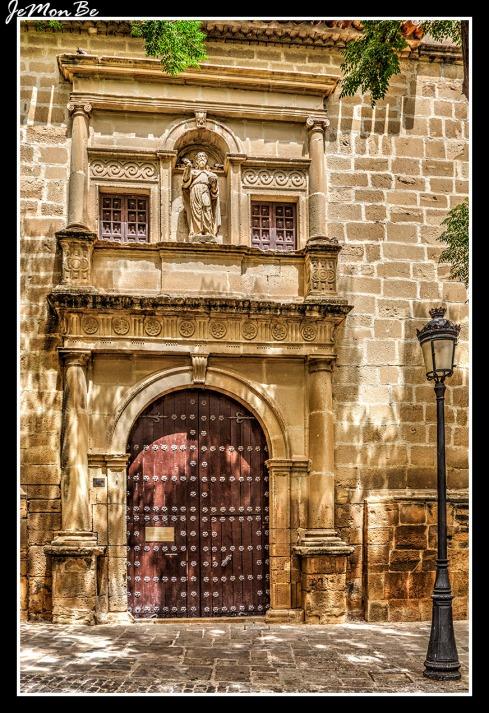 Hospital de los Honrados viejos del Salvador