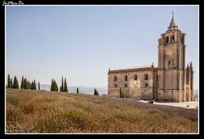 Iglesia fortaleza de la Mota 01