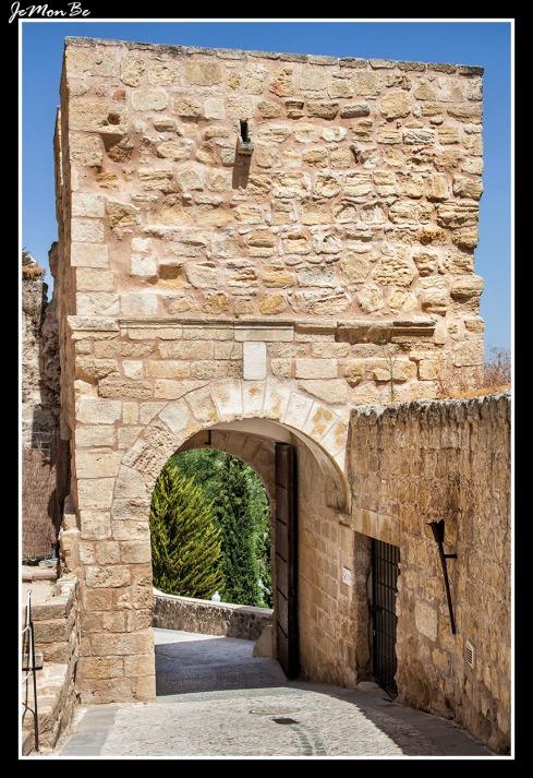 Puerta de las Lanzas
