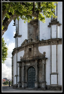 La iglesia da Serra do Pilar está considerada Monumento Nacional y su buena ubicación provocó que se convirtiese en base militar durante las invasiones napoleónicas. Tiene la particularidad de que tanto su planta como su claustro son circulares, por lo que es único en Portugal y es considerado también símbolo de Gaia. Desde su mirador se aprecia la mejor panorámica que se puede obtener de la ciudad de Oporto, el Duero y Vila Nova de Gaia, con el puente da Arrábida como horizonte.