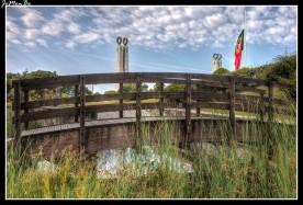 El Parque Eduardo VII es el mayor parque del centro de Lisboa, en honor al rey Eduardo VII del Reino Unido que visitó Lisboa en 1902 para reafirmar la alianza entre los dos países. La gran vertiente empinada se extiende por 25 hectáreas. Fue abierta al principio del siglo XX como prolongación de la Avenida da Liberdade. En el lado noroeste del parque se encuentra la Estufa Fria, un jardín botánico con numerosas plantas exóticas, riachuelos, cascadas, palmeras, arbustos con flores y bananeras. En el extremo norte se encuentra el monumento 25 de abril, inaugurado en 1997, realizado por John Cutileiro, y objeto de mucha controversia debido a su forma. A continuación, se encuentra el Jardín Amalia Rodrigues, que rinde homenaje la reina portuguesa del fado. La Feria del Libro de Lisboa se celebra anualmente en el parque central.