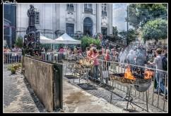 Junto a la Catedral de Lisboa, se encuentra la Iglesia de Santo António, en el lugar donde éste nació. Es un monumento muy importante en la ciudad, tanto para los visitantes como para los lisboetas que aquí muestran la devoción a su santo patrón.