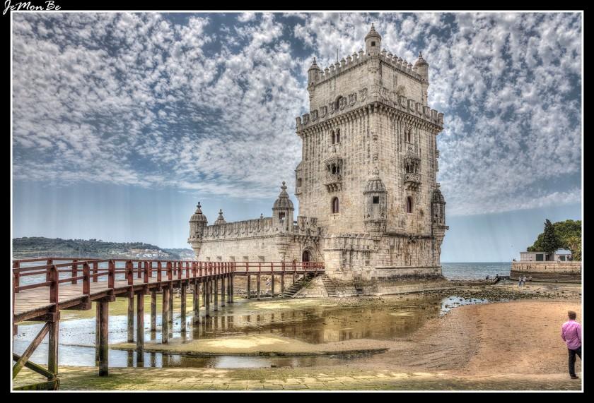 171 Lisboa Torre de Belem