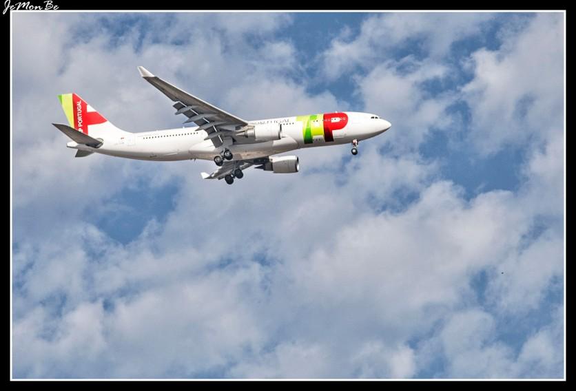 220 Lisboa Avion