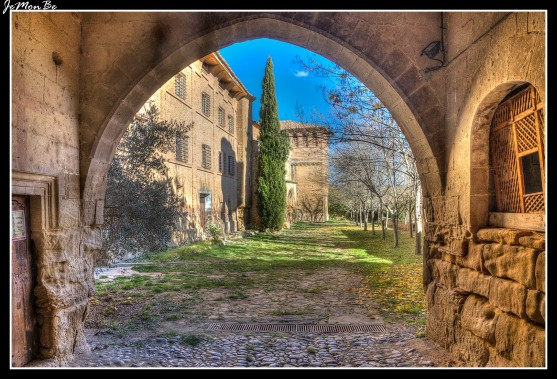 01 Casbas de Huesca Monasterio