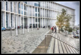 La Universidad de Strathclyde es una universidad pública escocesa de investigación ubicada en Glasgow, Reino Unido. Fundada en 1796 como el Andersonian Institute. Un nuevo edificio de ciencias biomédicas fue inaugurado a principios de 2010. Fue diseñado por Shepparrd Robson, y tiene como objetivo reunir las disciplinas multifacéticas del Instituto bajo un mismo techo. Situado en la calle Cathedral en Glasgow, el edificio de 8.000 m 2 es la puerta de entrada a la Universidad.
