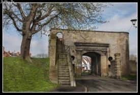 Puerta de Vierne