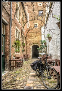 24 Callejon medieval