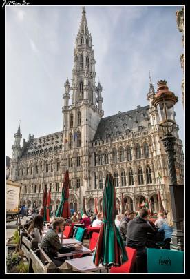 001 Grand Place Ayuntamiento