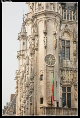 006 Grand Place Ayuntamiento
