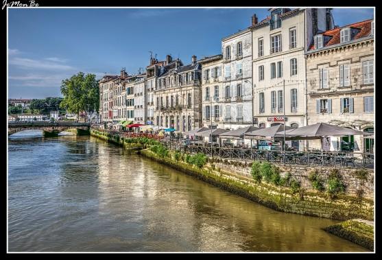 01 Bayona El río Nive