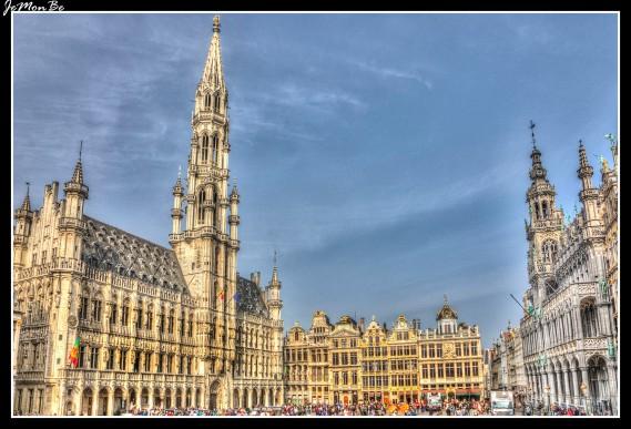 012 Grand Place Ayuntamiento