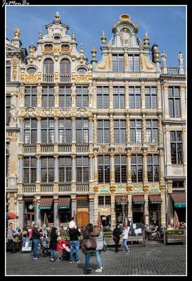 020 Grand Place La carretilla y el saco