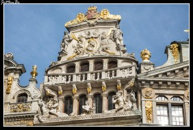 032 Grand Place barqueros