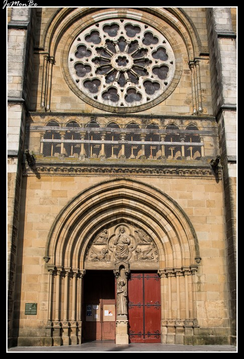 07 La iglesia de San Andrés de Bayona