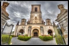 10 Bastide Clairence La iglesia de Nuestra Señora de la Asunción