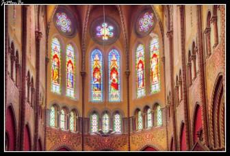 12 La iglesia de San Andrés de Bayona