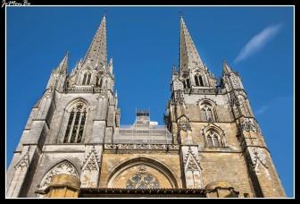 14 Bayona La Catedral Santa-María