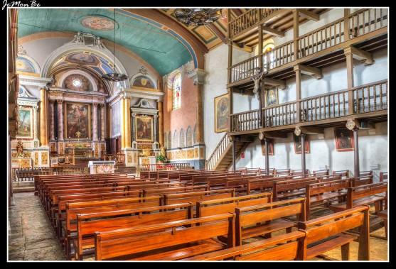 18 Bastide Clairence La iglesia de Nuestra Señora de la Asunción