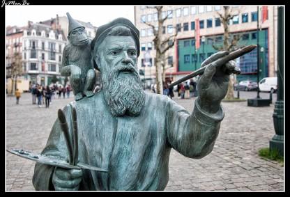 Pieter Bruegel el Viejo es en gran medida responsable de la creación de la psique nacional y la conciencia colectiva de Flandes como grandes trabajadores y aun así buenos vividores. En Flandes, todavía se pueden encontrar bellos paisajes, pueblos pintorescos y la alegría de vivir que Bruegel pintó tan maravillosamente.