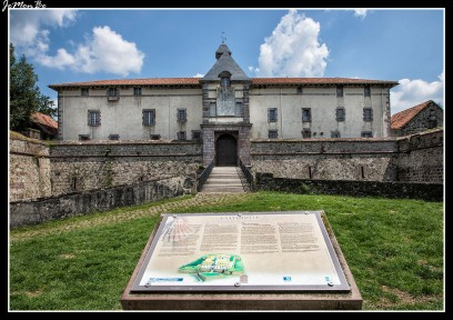 39 San Juan de Pie de Puerto La ciudadela de Mendiguren