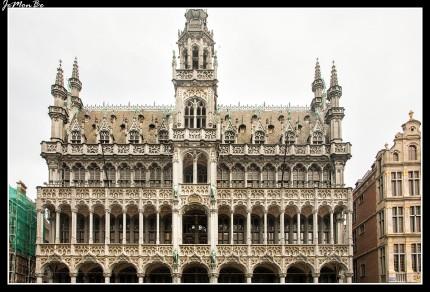 062 Grand Place casa del rey