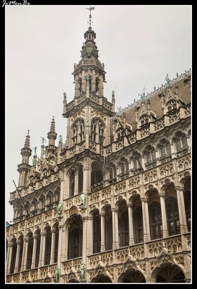 063 Grand Place casa del rey