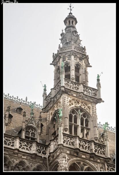 065 Grand Place casa del rey