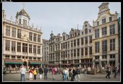 066 Grand Place panaderos y casas 34 al 39