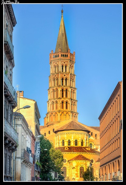01 Basilica de St Sernin