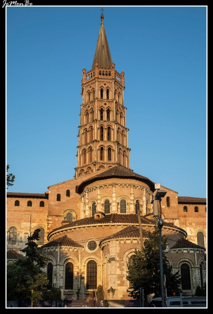 02 Basilica de St Sernin