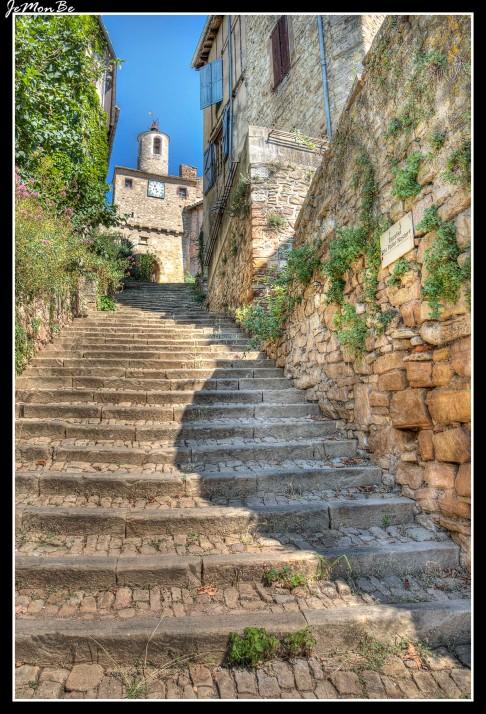 07 Las escaleras del Pater Noster