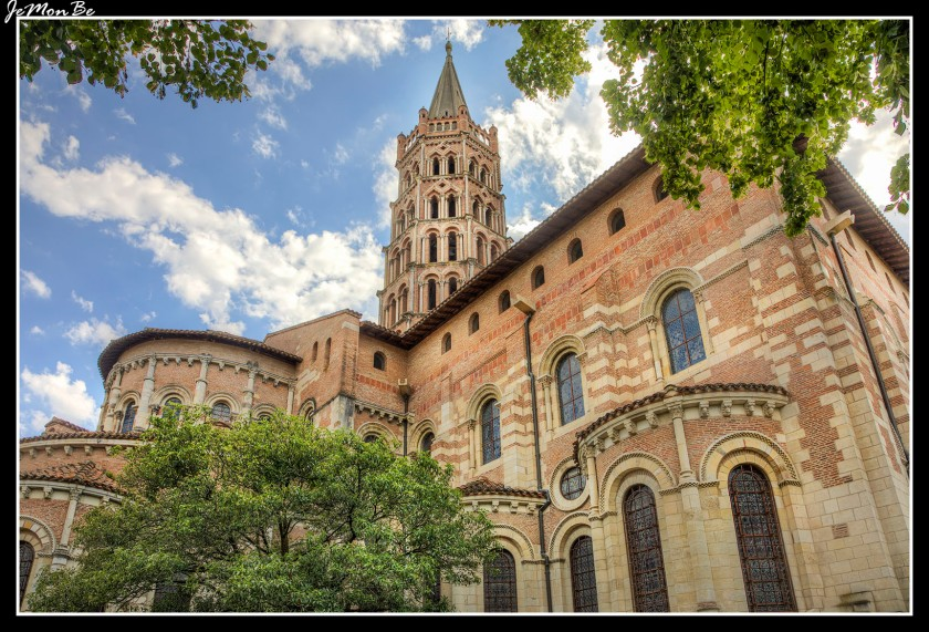 08 Basilica de St Sernin