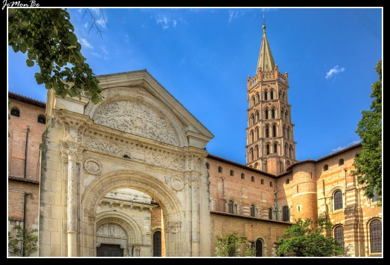 11 Basilica de St Sernin