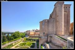 42 Jardines palacio de la Berbie