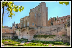 46 Jardines palacio de la Berbie