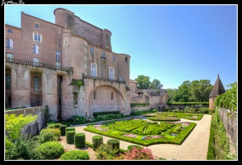 48 Jardines palacio de la Berbie