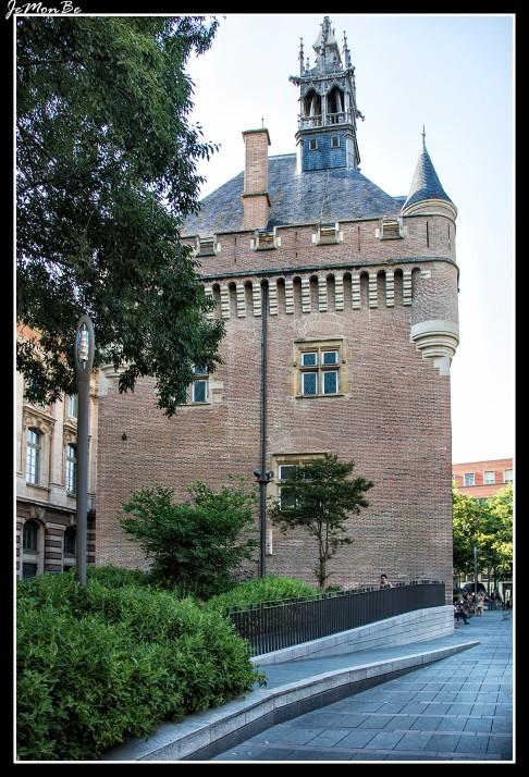 30 La torre Mayor (Donjon)