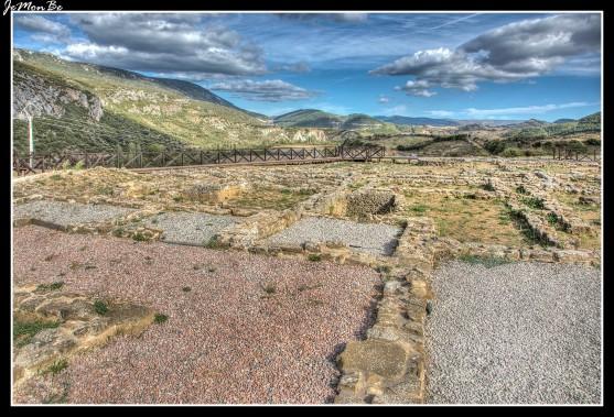 01 Villa romana de Liédena