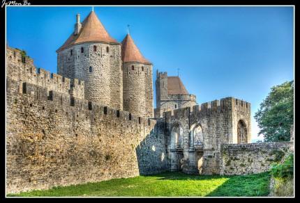 050 Puerta Narbona de la Ciudad medieval