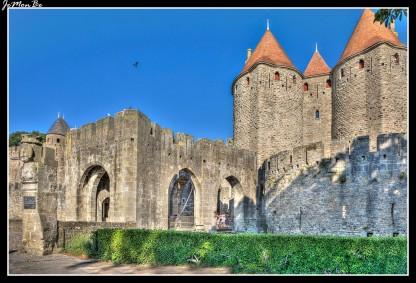 051 Puerta Narbona de la Ciudad medieval