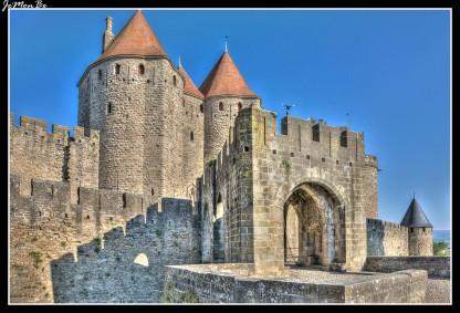052 Puerta Narbona de la Ciudad medieval