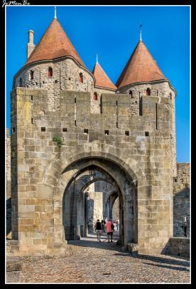 053 Puerta Narbona de la Ciudad medieval